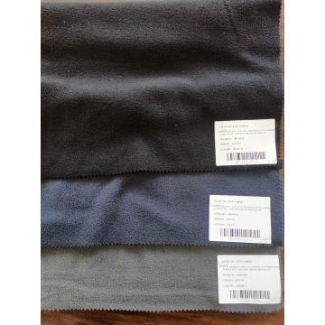 Polyester Knitted Fabric Fleece DTY One-Side Brush 180GSM