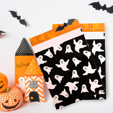 Halloween Custom Mailing Bag Recycled Mailers