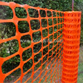 orange safety net for construction and garden use