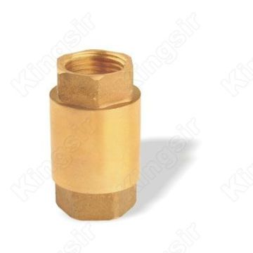 Brass Spring Check Valves