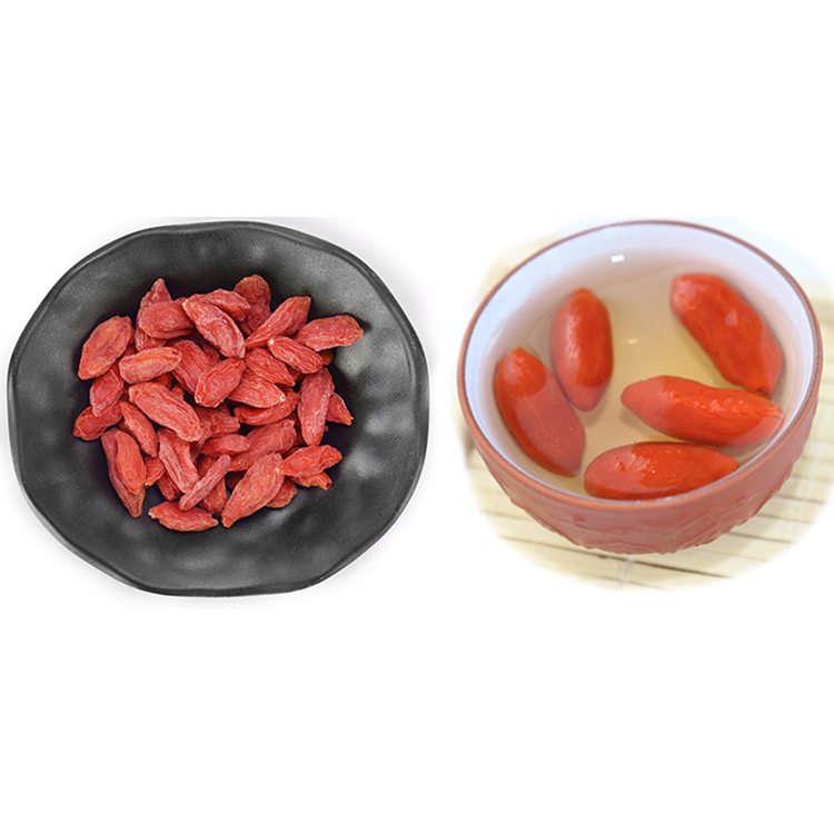 Conventional Sweet Dried Goji Berries With Different Size