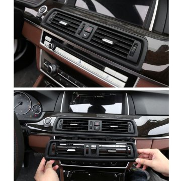 Front Air Vent Dashboard Grill for BMW 5
