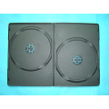 dvd storage case dvd storage box dvd storage cover 9mm double black (YP-D803H)