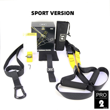 Home Workout Suspension Trainer Suspension Resistance Bands