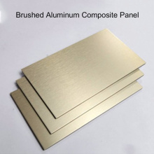 ACP Aluminium Panel Sheet Wall Decorative