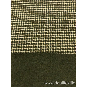 HEAVY TEXTURE WOOL FABRIC
