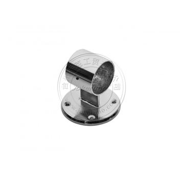 50 mm chromen buisconnector