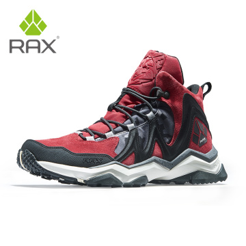 RAX Men Waterproof Trekking Shoes Winter Shoes Sports Sneakers Hiking Shoes Trail Camping Boots Walking Shoes Hunting Boots