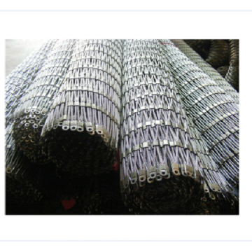 Stainless Steel Staircase Wire rope Cable Mesh