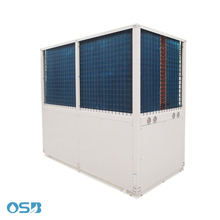 Inverter Monobloc Varmepumpe (Heat & Cool)