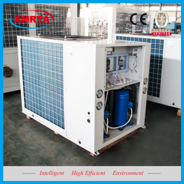 Air Cooled Scroll Water Chiller