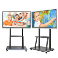 movable electrical whiteboard touch screen