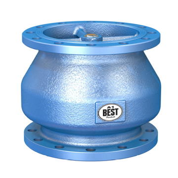 Stainless Steel Silent check valve DN80