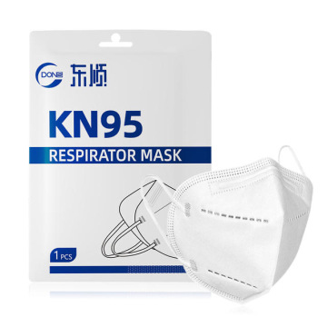 one piece one bag KN95 Disposable protective mask