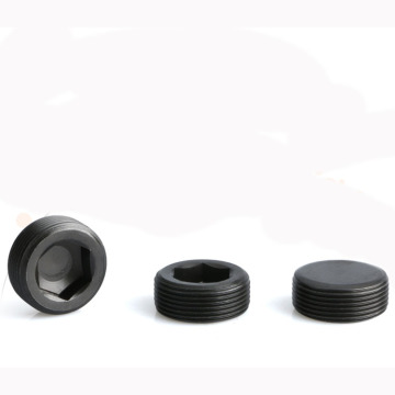 Grade 8.8 Hexagon socket pipe plugs Carbon steel