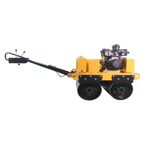 Playground 600kg static road roller machine