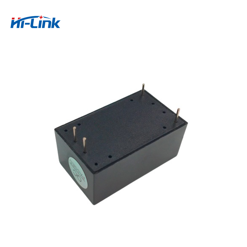 Free shipping 5pcs/lot AC-DC 220V to 24V power supply mini module isolated power supply module HLK-PM24