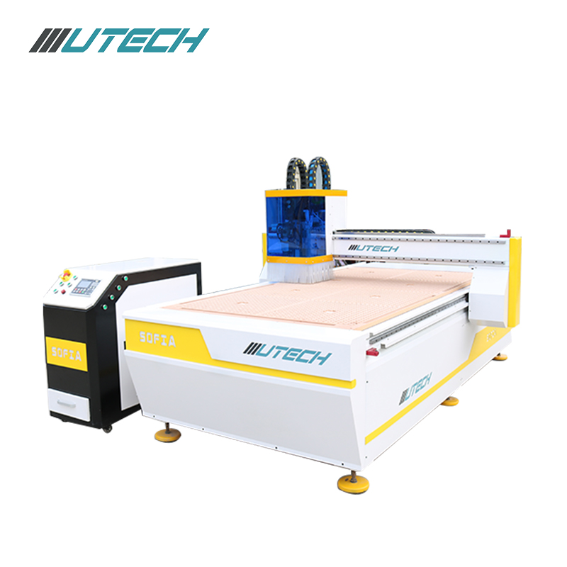 cnc oscillating cnc cutting machine