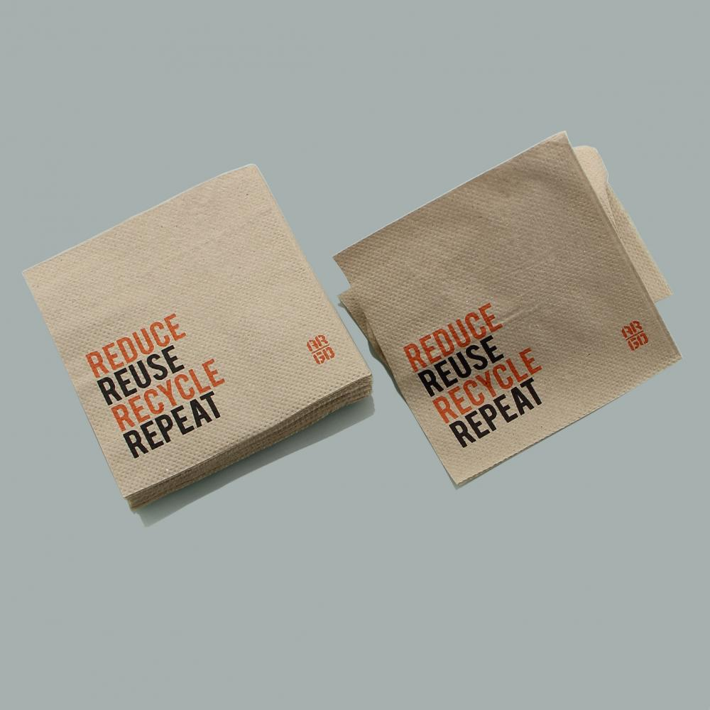 Unbleached Brown Napkin