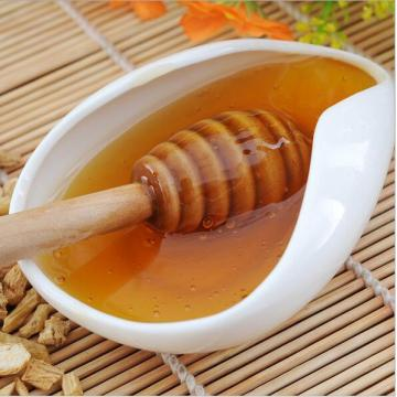 Pure Lychee honey raw in drum