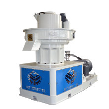 Efficient Vertical Ring Die Pellet Mill