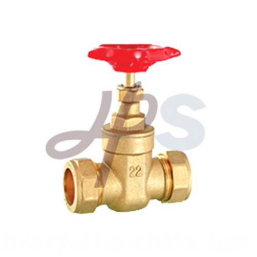 Brass Compression Gate Valves Hg16