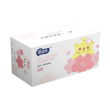 Good Water Absorption Simple Face Wipes
