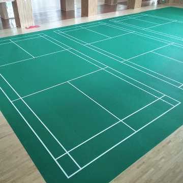 Badminton sports floor/Indoor Badminton Sports Flooring