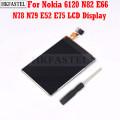 HKFASTEL Original LCD For Nokia X5-00 6202c 6208 6120 N82 E66 N78 N79 E52 E75 C5-01 Mobile phone LCD screen digitizer display