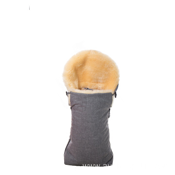 Sheepskin Footmuff Merino Wool Footmuff Fleece Footmuff