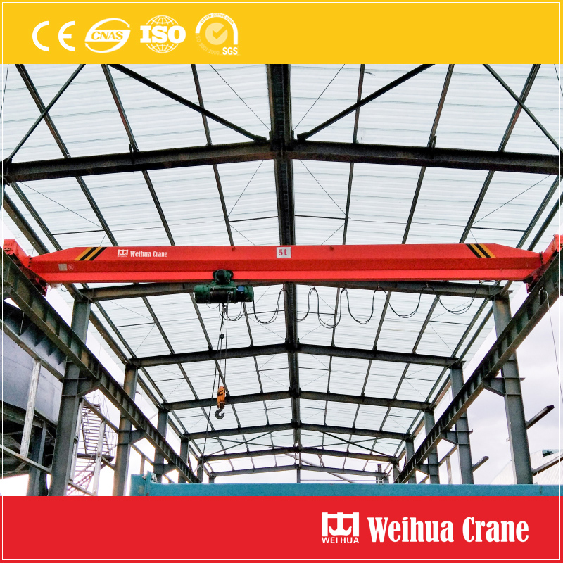 Single Girder Over Head Crane