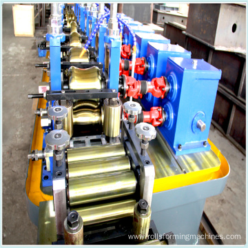 Round/square welded pipe forming machine/pipe forming mould