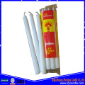 Mozambique 6X50Packing 55G Fluted Candle