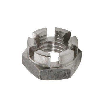 Din979 Hex Thin Slotted And Castle Nuts