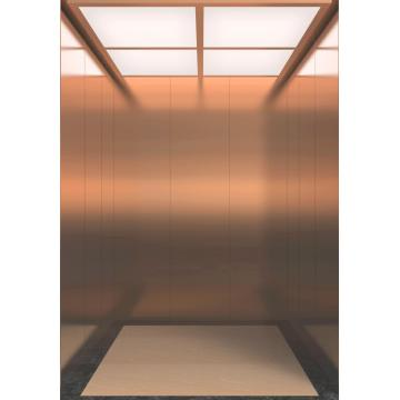Gearless 630kg 8 Person Passenger Lift Elevator