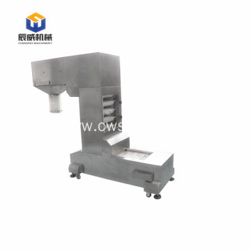 z type feed coffee bean bucket elevator conveyor