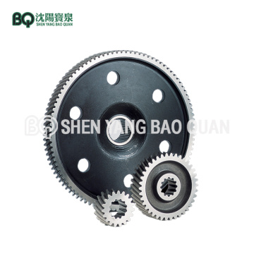 Transmission Gears for Tower Crane Hoisting Reducer