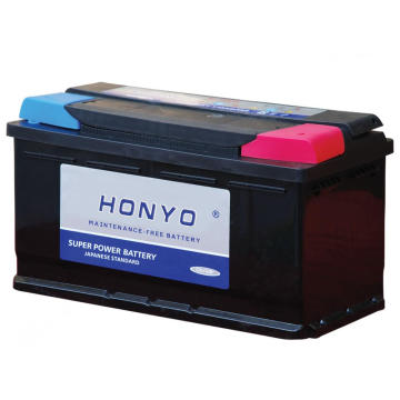 DIN66MF Car  Maintenance Free batteries