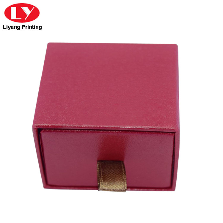 Red Box For Ring