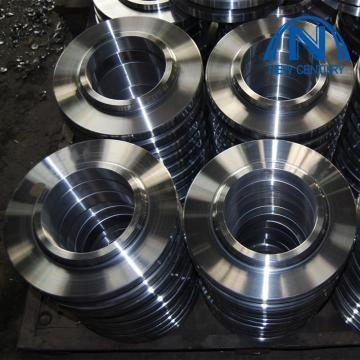 A105 carbon steel flanges and fittings