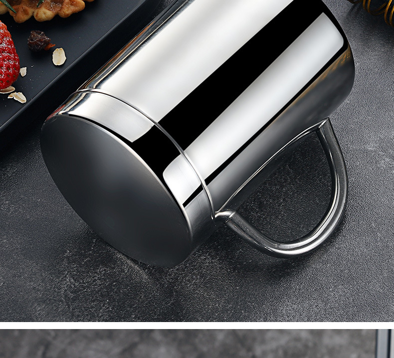 304 Stainless Steel Mug