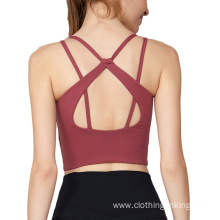 Workout Running Yoga Tank Tops for women