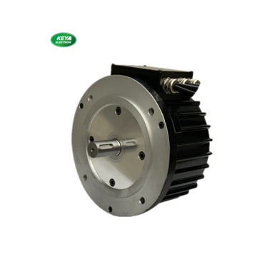 High torque 48v 5kw brushless dc motor