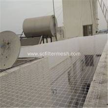 HDPE UV Residential Building Bird Netting