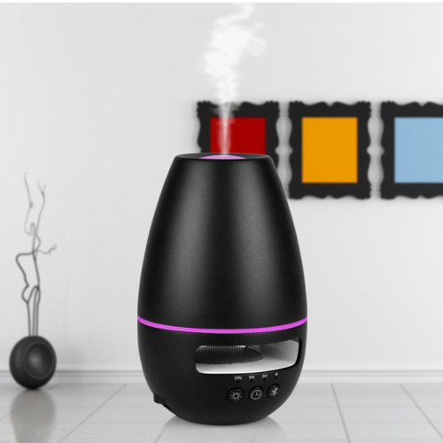 Music Essential Oil Air Diffuser with Essential Oils