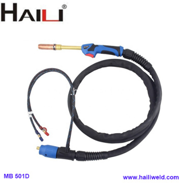 MB500 automatic co2 welding torches