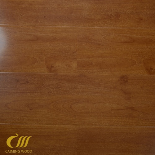 12.3mm Hand Scraped Laminate Floor