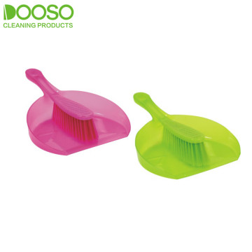 Commercial Price Plastic Broom And Dustpan Set