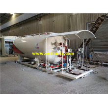 20000L ASME Mobile Propane Filling Plants