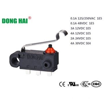 Dustproof Mini Switch Automotive Control Parts